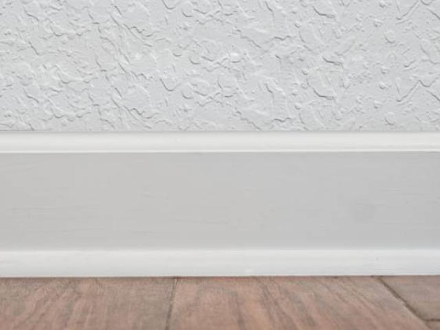 4.25 Baseboard With Shoe Mold