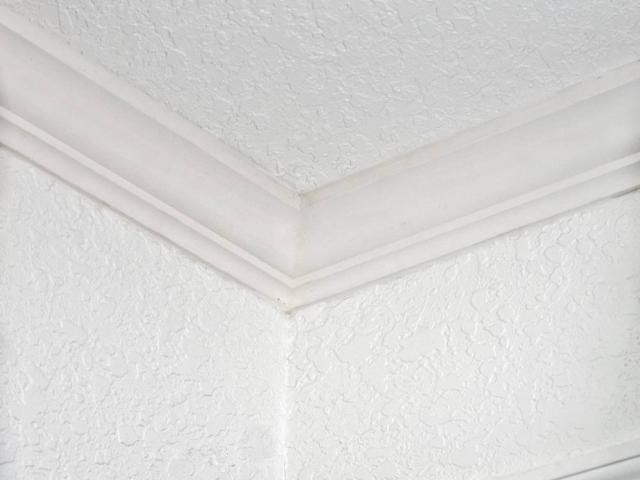 4.25 Inch Crown Molding Inside Corner