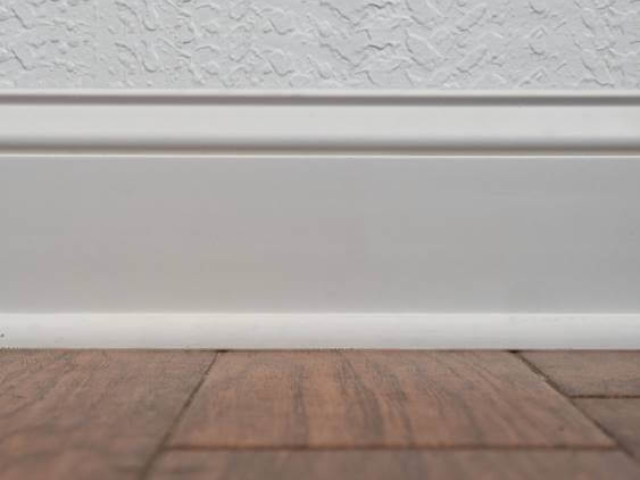 5.25 Inch Baseboard With Shoe Mold