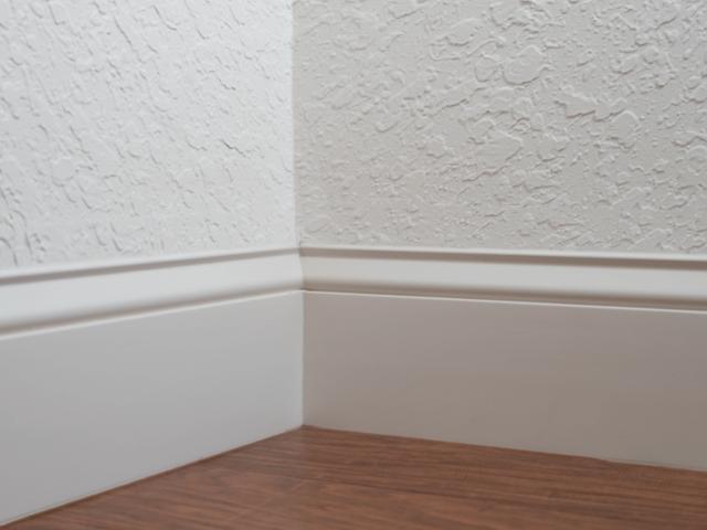 5.25 Inch Baseboard Inside Corner