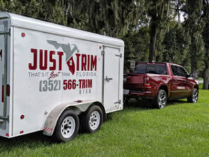 Just Trim Florida Truck and Trailer